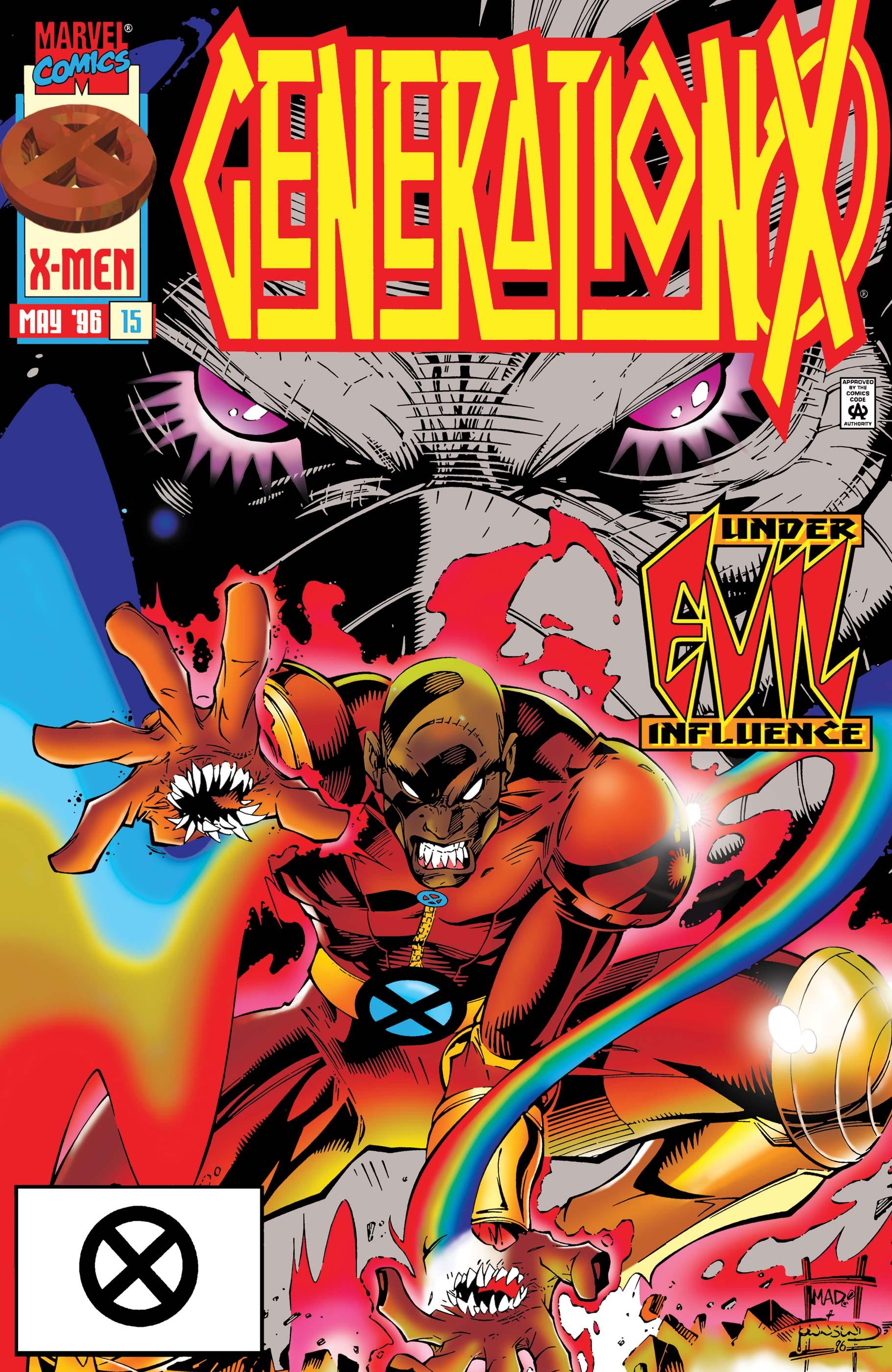 Generation X Vol 1 15