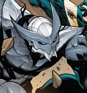 Hive (Poisons) (Earth-17952) Members-Poison Wolverine from Venomized Vol 1 1 001.png