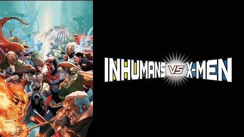 INHUMANS VS