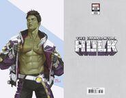 Immortal Hulk Vol 1 49 Asian American and Pacific Islander Heritage Virgin Wraparound Variant
