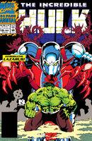 Incredible Hulk Annual Vol 1 19