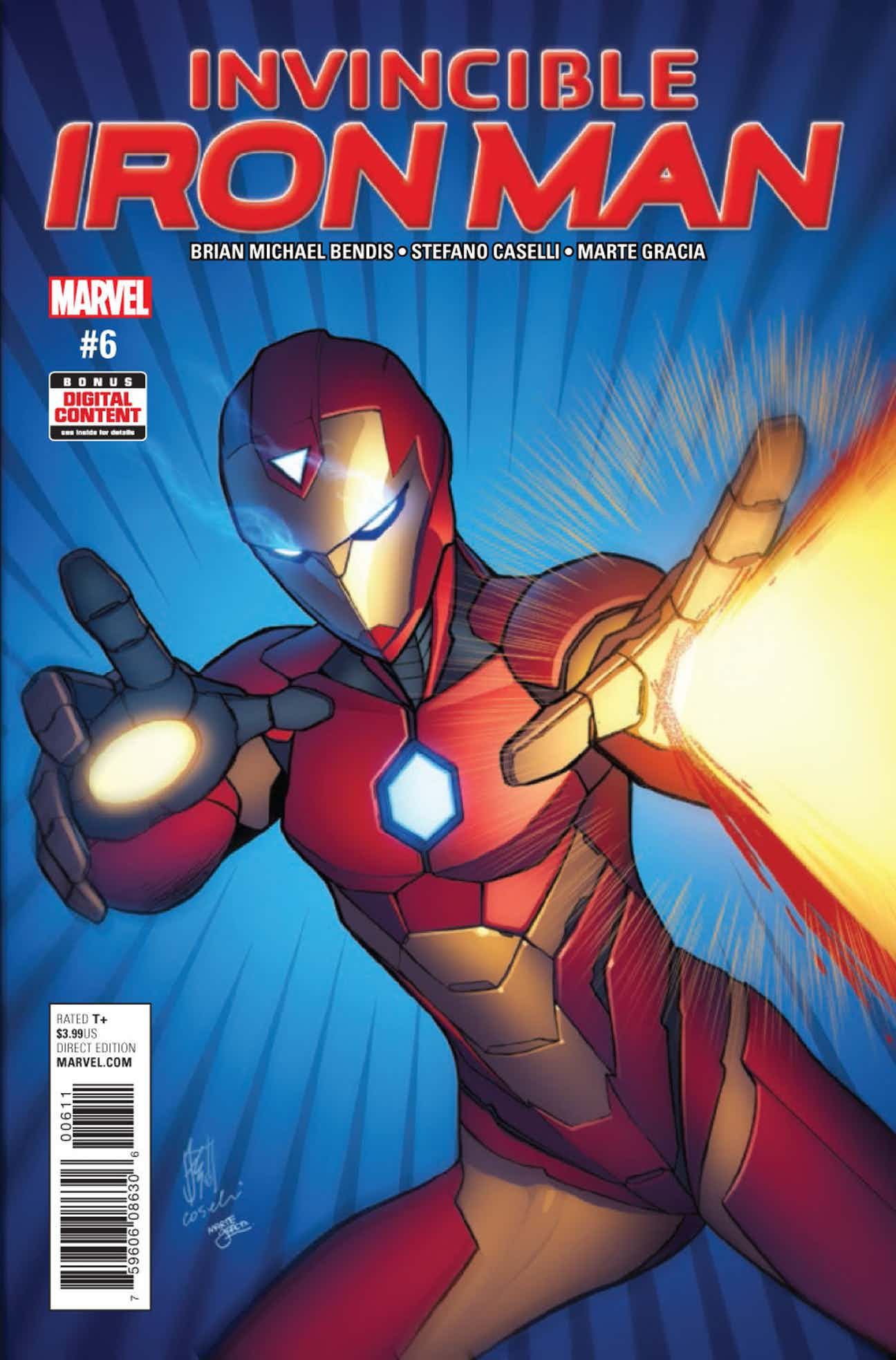 Invincible Iron Man Vol 4 6