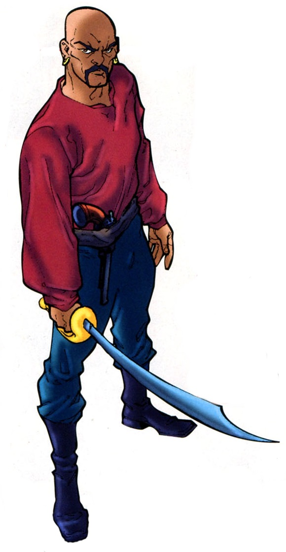 Jebediah Fate (Earth-616)