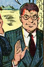 John Carter (U.N.) (Earth-616)
