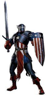 Knight America (Earth-12131)