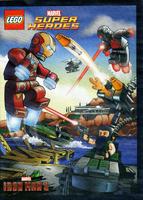 LEGO Marvel Super Heroes Iron Man 3 Vol 1 1