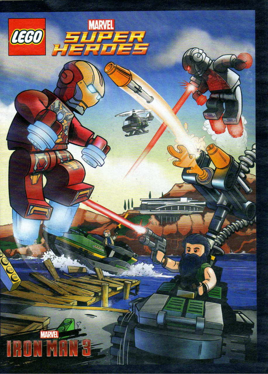 LEGO Marvel Super Heroes Iron Man 3 Vol 1 1.png