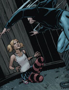 Layla Miller (Earth-616) and Pietro Maximoff (Earth-616) from X-Factor Vol 3 23 001