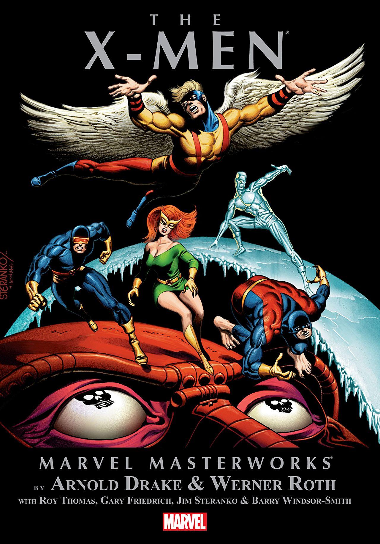 Marvel Masterworks: The X-Men Vol 1 5