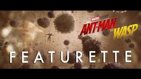 Marvel Studios' Ant-Man and The Wasp Who is The Wasp? Featurette