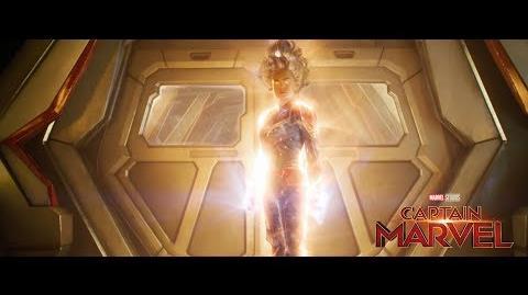 "Marvel Studios' Captain Marvel ""Born Free"" TV Spot"