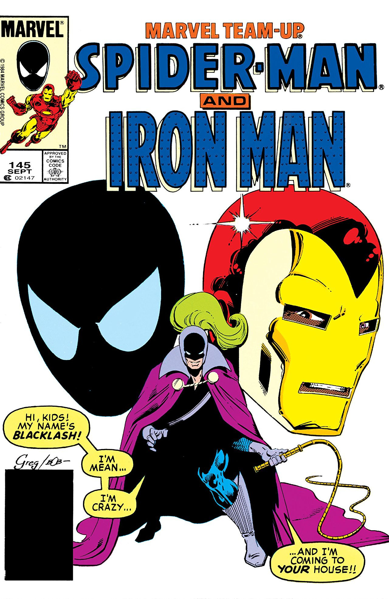 Marvel Team-Up Vol 1 145