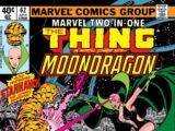Marvel Two-In-One Vol 1 62