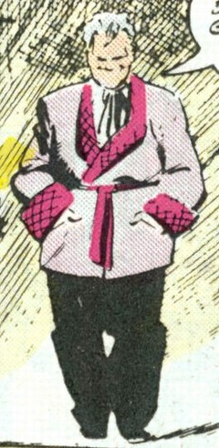 Medgar DuPaul (Earth-616)