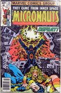 Micronauts Vol 1 10