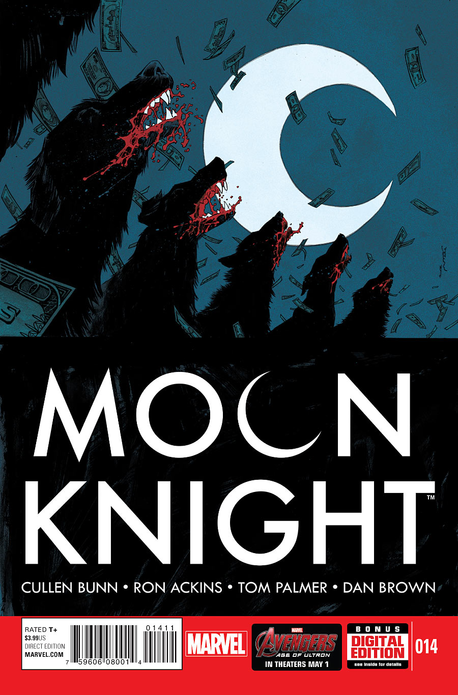 Moon Knight Vol 7 14