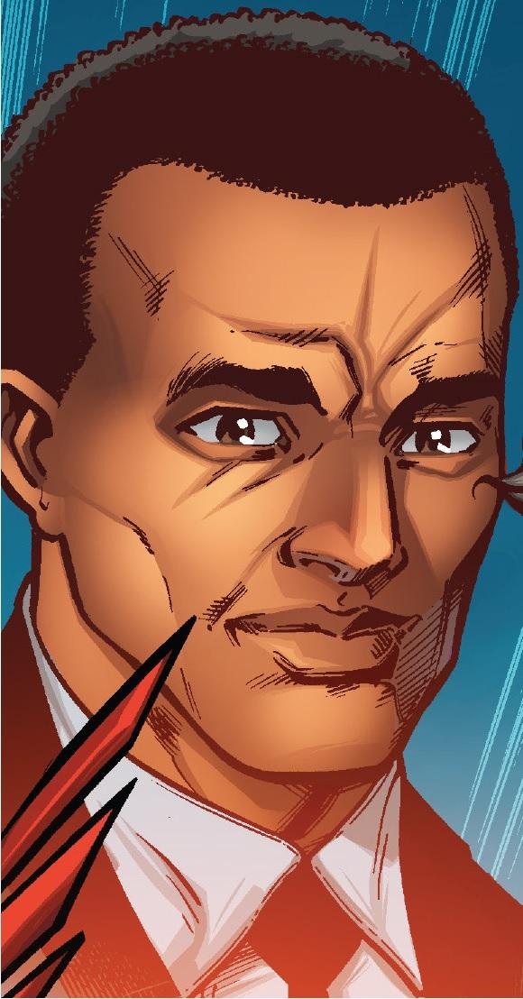 Paul Wilson (Earth-616)
