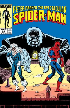 Peter Parker, The Spectacular Spider-Man Vol 1 98.jpg