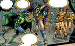 Savage Land Mutates (Earth-7642) from Badrock Wolverine Vol 1 1 001.jpg
