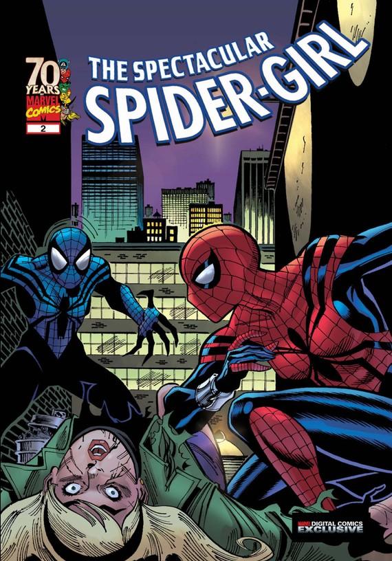 Spectacular Spider-Girl Vol 1 2