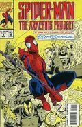 Spider-Man The Arachnis Project Vol 1 1