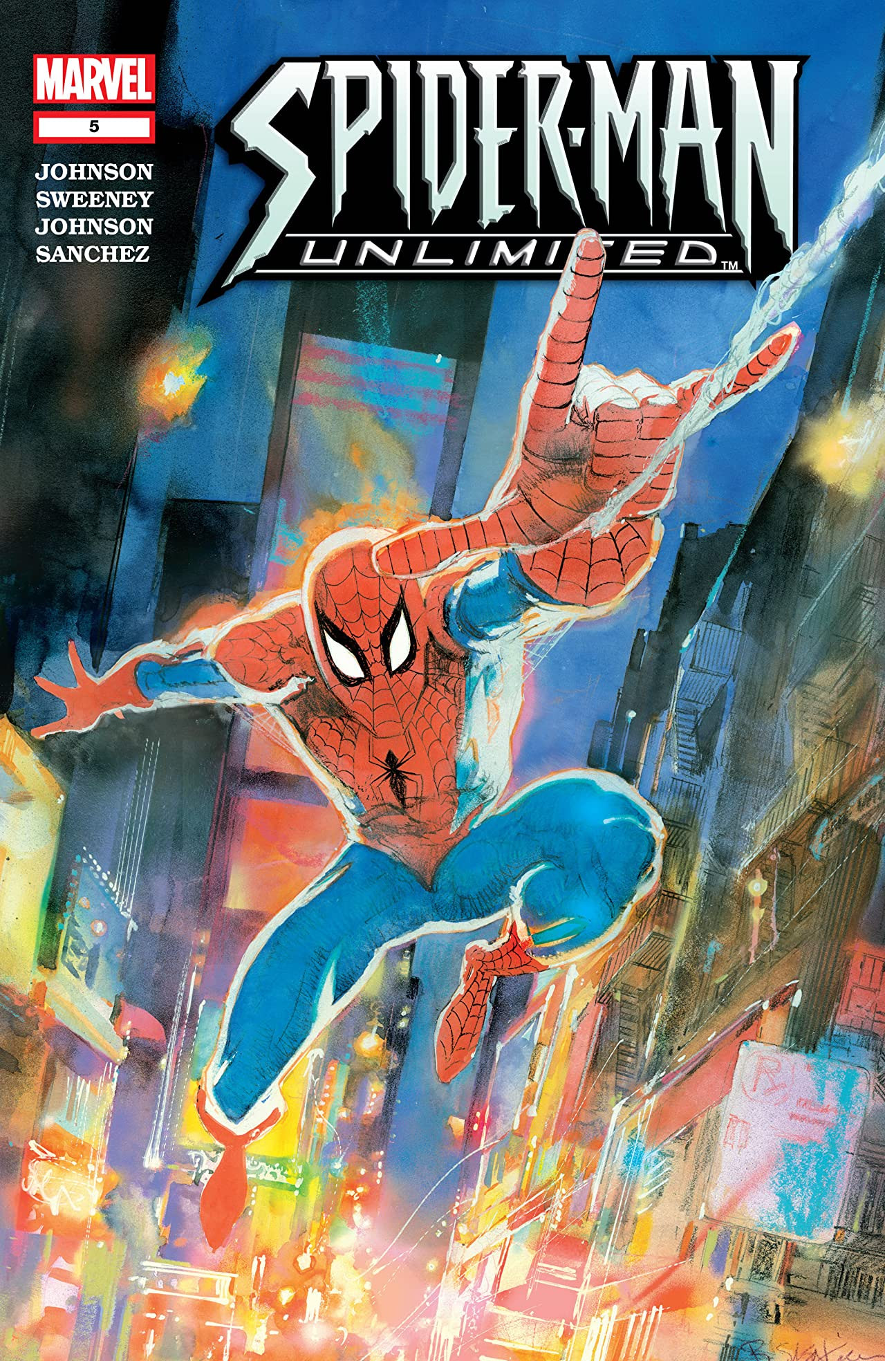 Spider-Man Unlimited Vol 3 5