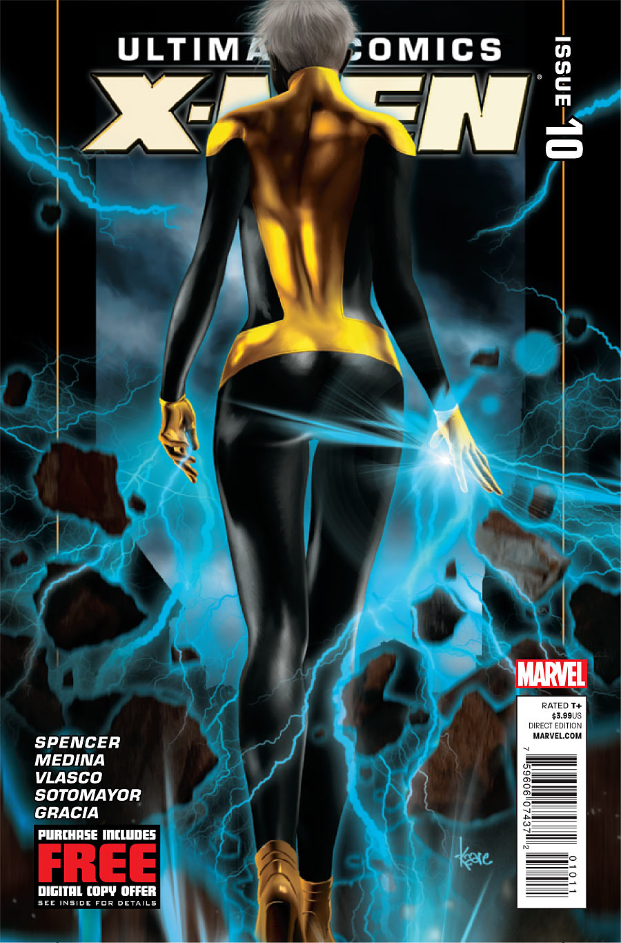 Ultimate Comics X-Men Vol 1 10
