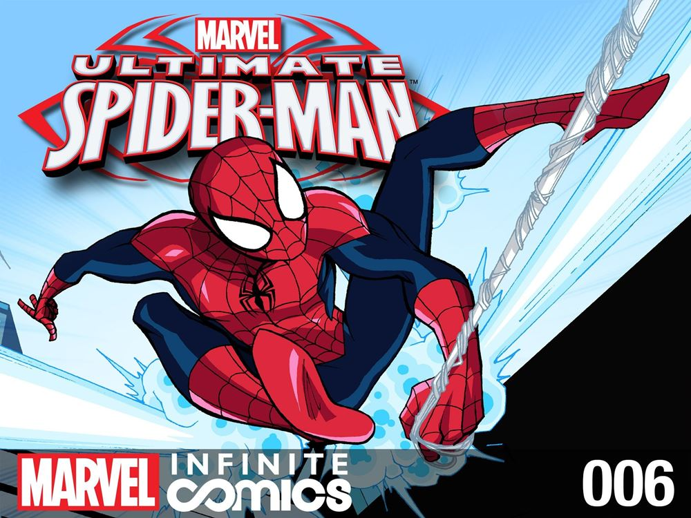 Ultimate Spider-Man Infinite Comic Vol 1 6
