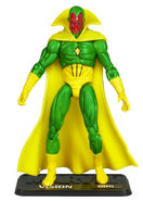 Vision (Earth-616) from Marvel Universe (Toys) Series II Wave VI 0001