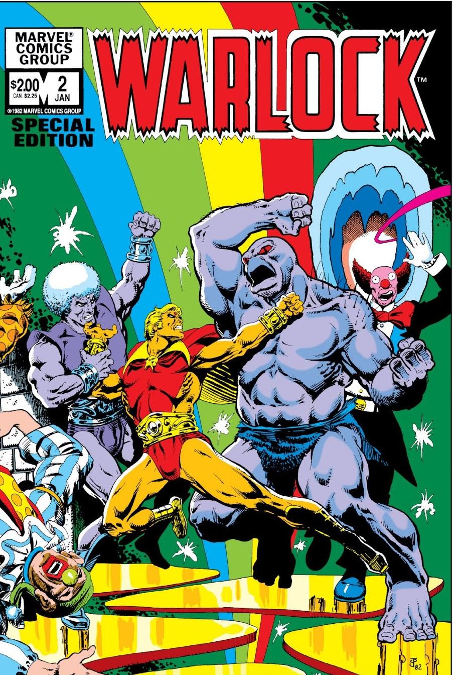 Warlock Vol 2 2