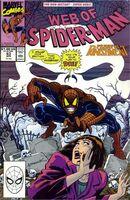 Web of Spider-Man Vol 1 63