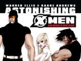 Astonishing X-Men: Xenogenesis Vol 1 1