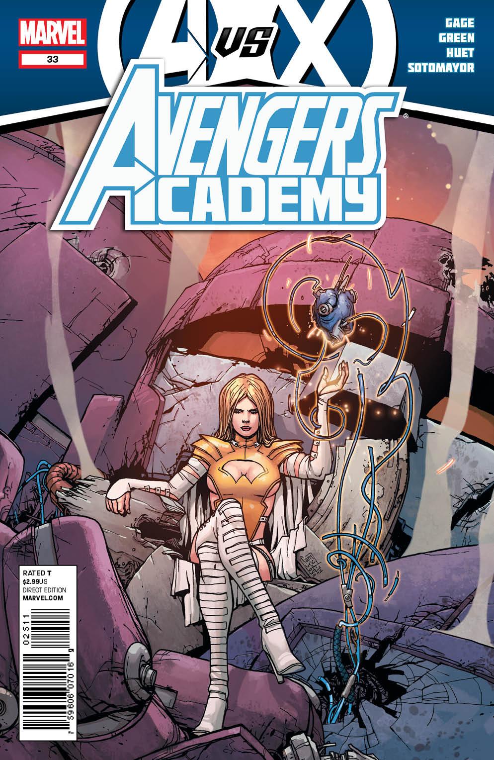 Avengers Academy Vol 1 33