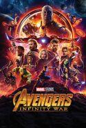 Avengers Infinity War poster 002 Variant
