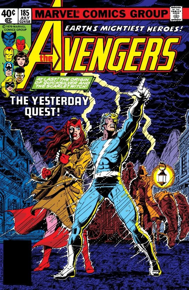 Essential Series: Avengers Vol 1 9