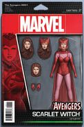 Avengers Vol 7 2.1 Action Figure Variant