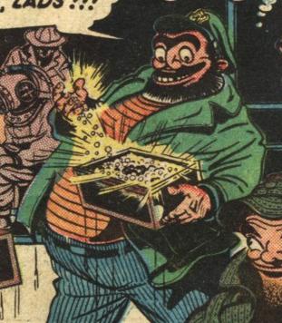 Blackbeard (1940s Pirate) (Earth-616)