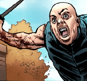 Bleeding Image (Legion Personality) (Earth-616)