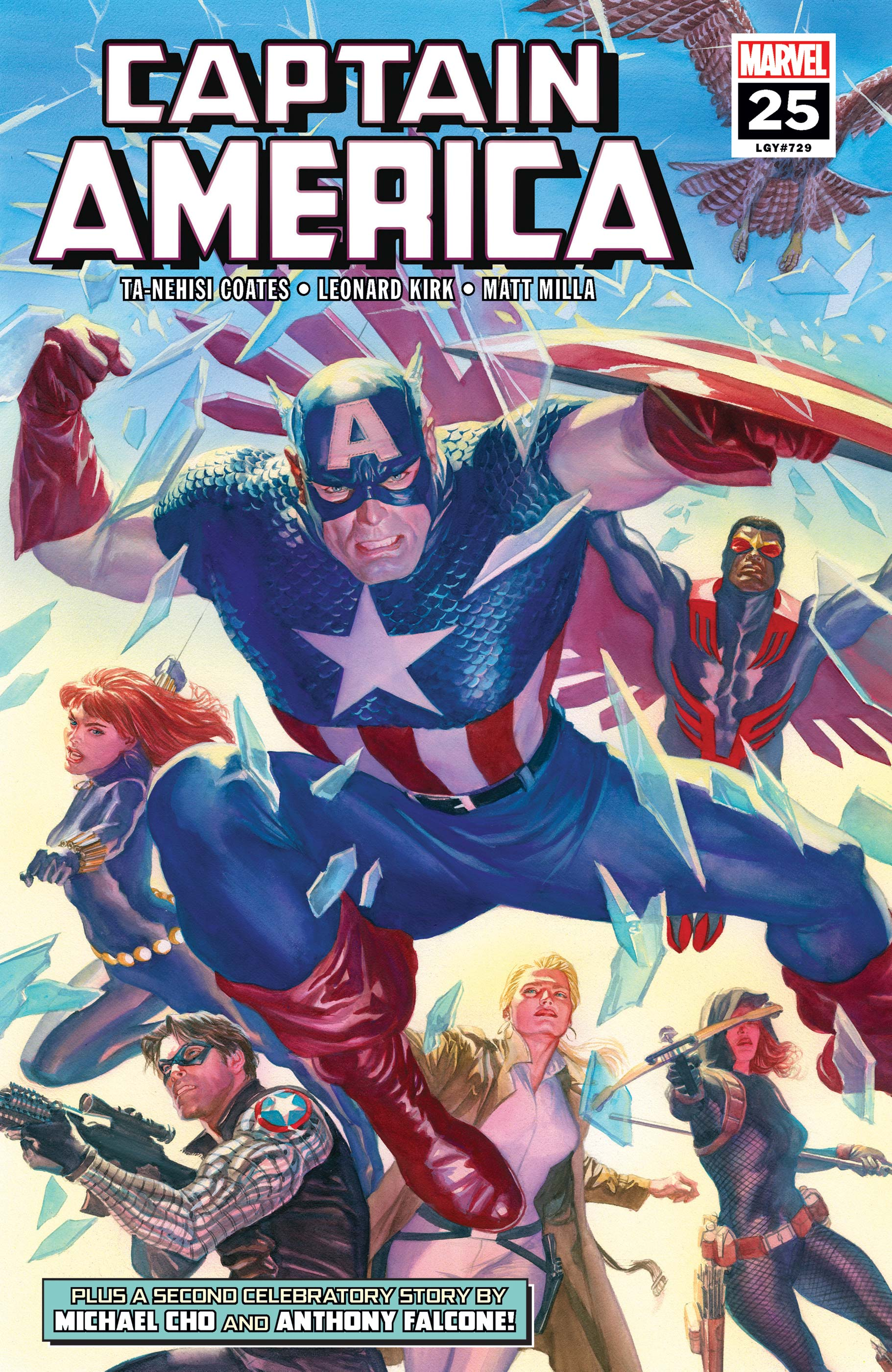Captain America Vol 9 25