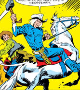 Cowboy Thor from Thor Vol 1 370