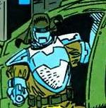 Cutter (Warforce) (Earth-616)
