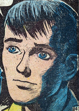 Danny Pomeroy (Earth-616)
