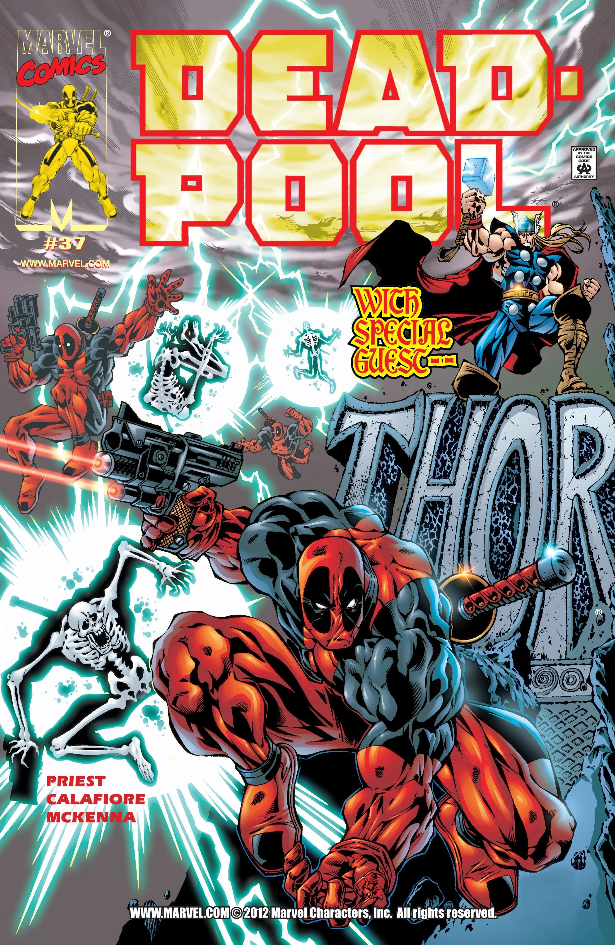 Deadpool Vol 3 37