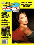 Doctor Who Magazine Vol 1 166