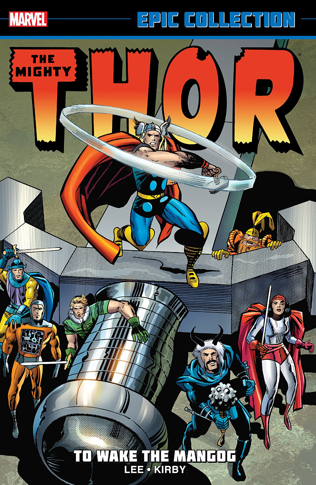 Epic Collection: Thor Vol 1 4