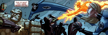 Fantastic Four (Earth-81156)
