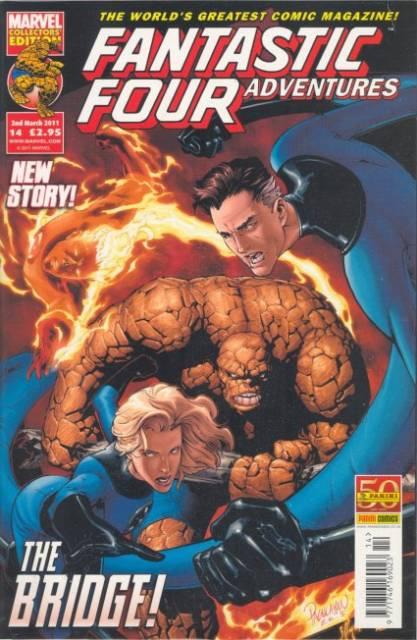 Fantastic Four Adventures Vol 2 14