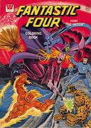 Fantastic Four Meet the Witch Vol 1 1