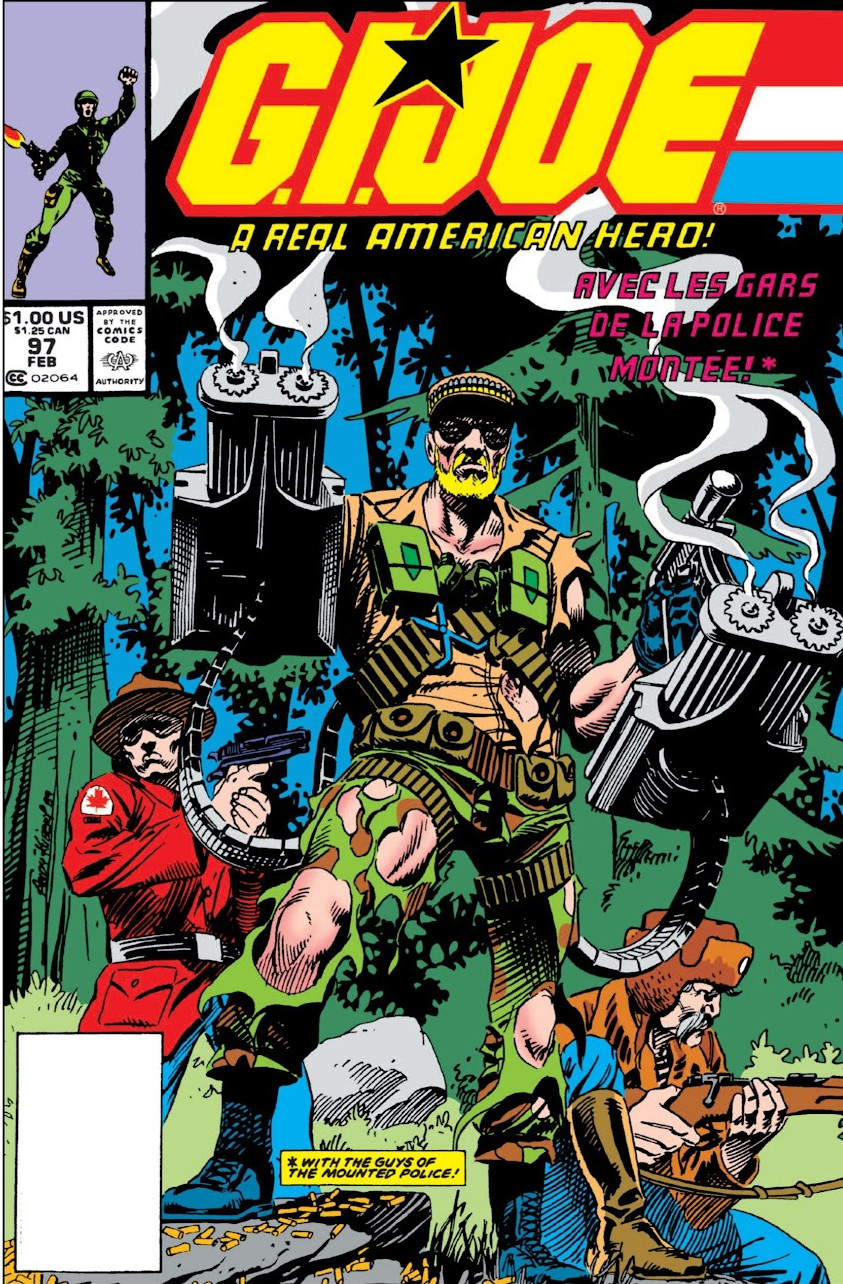 G.I. Joe: A Real American Hero Vol 1 97