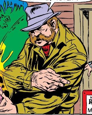 Garvey (Earth-616)